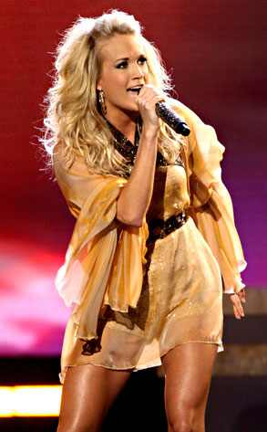 champ Carrie Underwood. The four-time Grammy winner has recorded a cover