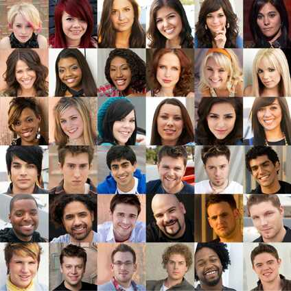 american idol season 10 contestants list. American Idol, Season