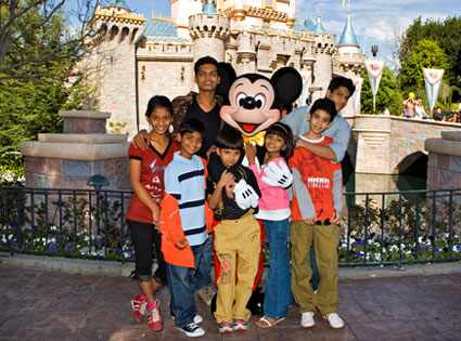 Ayush Mahesh Khedekar, Azharuddin Mohammed Ismail Sheikh, Rubina Ali Rafiq Qureshi, Tanvi Ganesh Lonkar,  Ashutosh Lobo Gajiwal, Tanay Hemant Chheda, Madhur Mittal, Mickey Mouse, Slumdog Millionaire cast