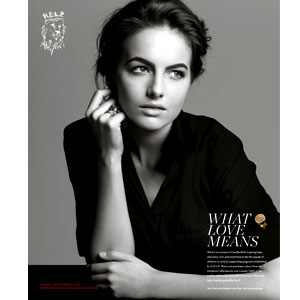 Camille Belle, Malawi Ring Ad