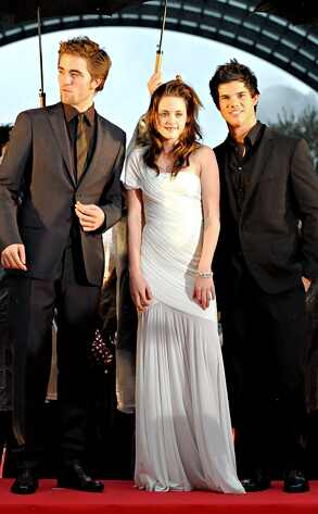 kristen stewart y robert pattinson. Kristen Stewart caused via