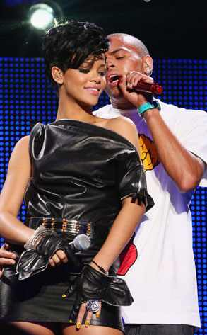 chris brown with rihanna