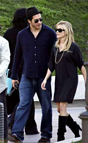 jake gyllenhaal and reese witherspoon. Reese Witherspoon, Jake