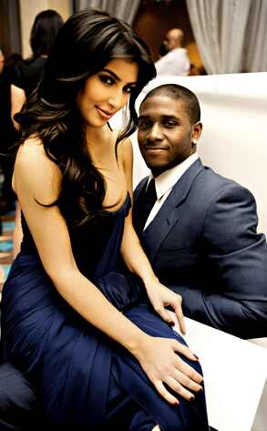 reggie bush and kim kardashian 2011. Kim Kardashian, Reggie Bush