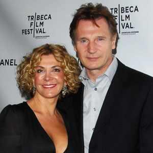 Liam Neeson On Losing Natasha Richardson It Hits Me In