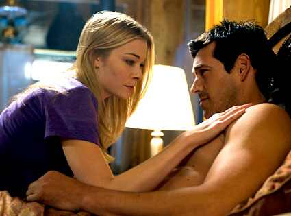 See Video of LeAnn Rimes and Eddie Cibrian Making Out
