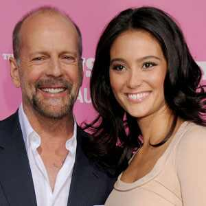 Bruce Willis, Emma Heming