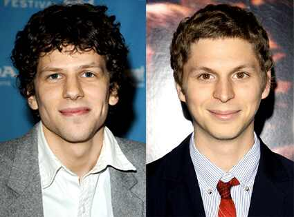 michael cera and jesse eisenberg