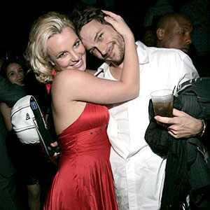 Britney Spears & Kevin Federline bj sriddick87