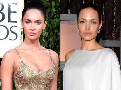 ¿Angelina Jolie tiene sucesora? >>> Megan Fox es la respuesta
