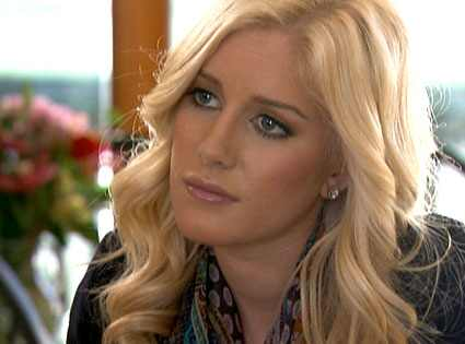 The Hills, Heidi Montag