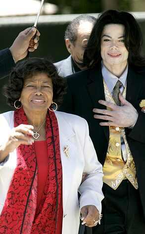 Katherine Jackson, Michael Jackson