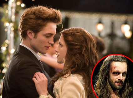 Twilght, Michael Sheen, Robert Pattinson, Kristin Stewart