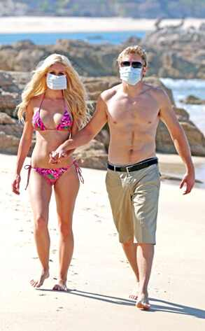 Heidi Montag, Spencer Pratt Kevin Perkins/PacificCoastNews.com