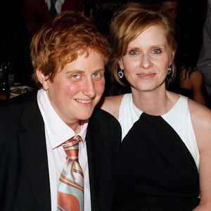 Cynthia Nixon and Girlfriend Tie the Knot!