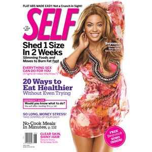 Beyonce, Self Cover