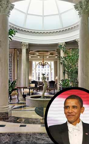 Caesars Palace, Barack Obama