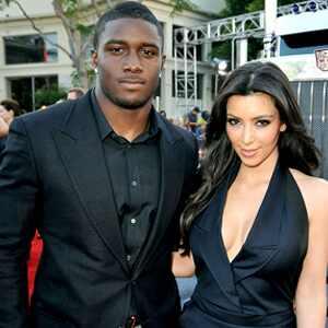 Reggie Bush, Kim Kardashian