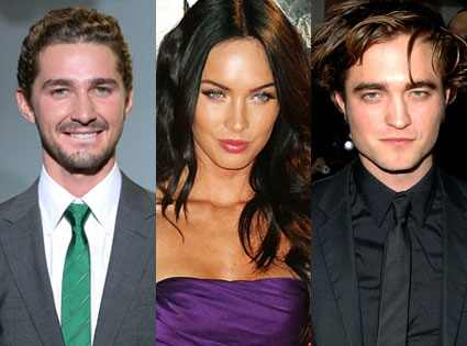 shia labeouf and megan fox. Shia LaBeouf, Megan Fox,