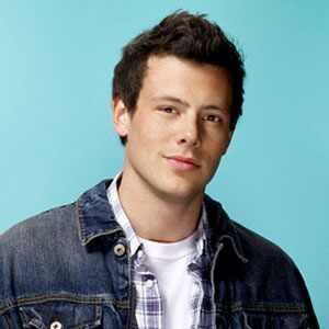 Cory Monteith, Glee