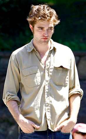robert pattinson school. Robert Pattinson