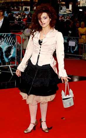 helena bonham carter dresses. Helena Bonham Carter