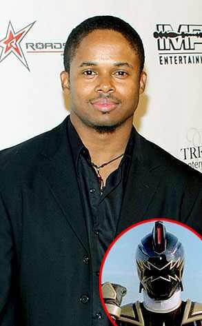 Walter Jones, Black Power Ranger
