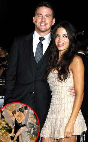 channing tatum wife. We know Channing Tatum is just as scorching hot as Scarlett Johansson—their