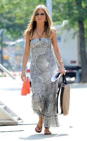 Jennifer Aniston Casual Wear. Jennifer Aniston