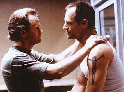 Christopher meloni gay kiss