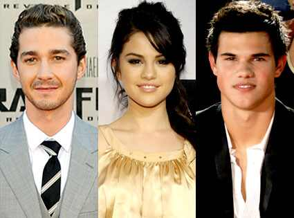 Selena Gomez And Taylor Lautner Kissing. Selena Gomez insists it#39;s not