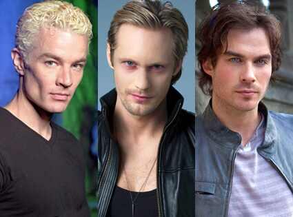 """Vampire Wars:  E! asks 'Who's the Best Evil (Yet Hot) Vampire?"""""""