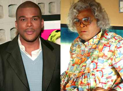 tyler perry madea movies. Tyler Perry is officially back