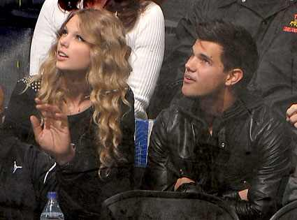 Taylor Lautner, Taylor Swift