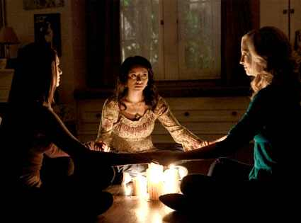 Vampire Diaries, Nina Dobrev, Katerina Graham, Candice Accola