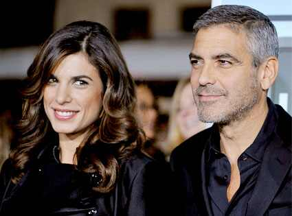 how old is george clooney