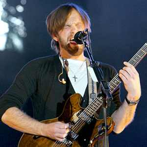 Caleb Followill, Kings Of Leon