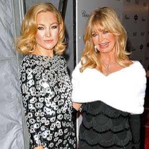 Kate Hudson, Goldie Hawn