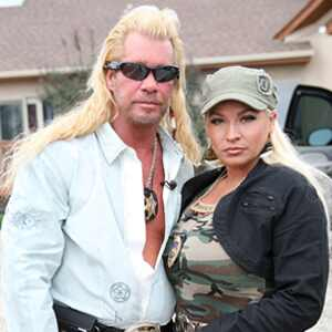 Dog the Bounty Hunter, Duane Chapman, Beth Chapman