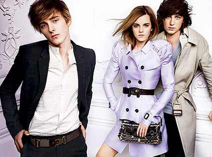 emma watson burberry wallpaper. emma watson burberry dress.