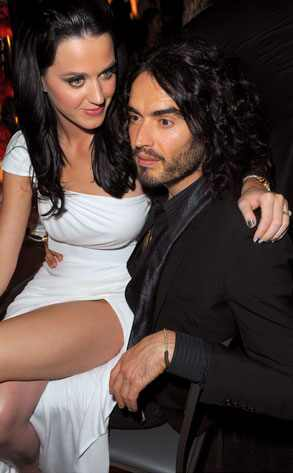 Katy Perry, Russell Brand Jason Merritt/Getty Images