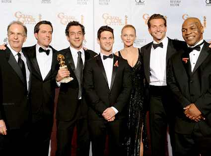 Ed Helms, Justin Bartha,Todd Phillips, Heather Graham, Bradley  Cooper, Mike Tyson