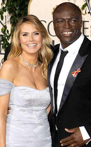 heidi klum seal wedding pictures. Heidi Klum, Seal