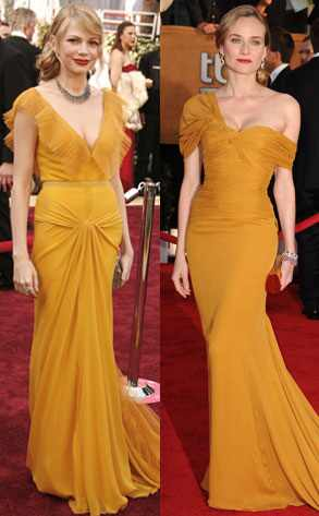 Michelle Williams, Diane Kruger