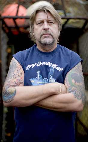 Phil Harris, Deadliest Catch