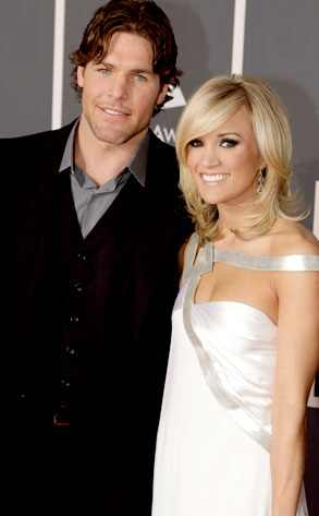 Mike Fisher Carrie Underwood Jeff Vespa Getty Images