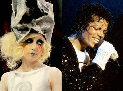 Lady Gaga, Michael Jackson
