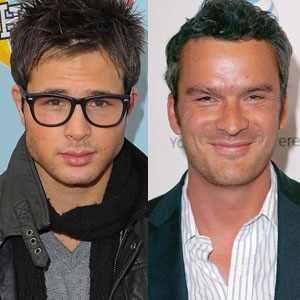 Balthazar Getty, Cody Longo