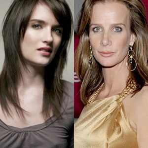 Anna Wood, Rachel Griffiths