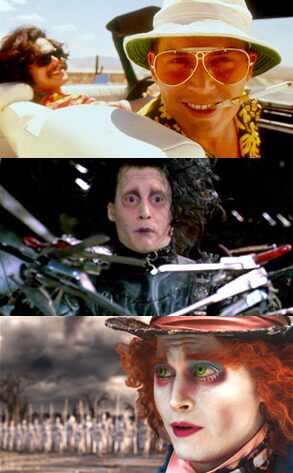 """Ahora Johnny Depp será el indio de """"El llanero solitario"""""""